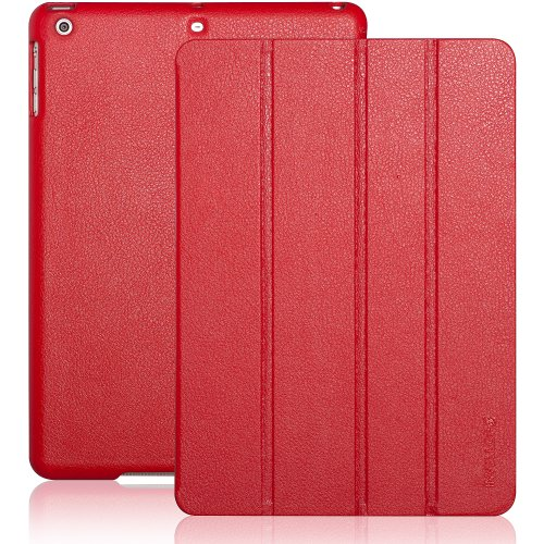 ipad-air-2-case-invellop-red-leatherette-case-cover-for-apple-ipad-air-2-cases-2014-release