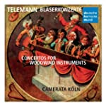 Telemann: Concertos for Woodwind Inst...