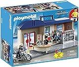 Playmobil 5299 - Maletín jefatura de policía