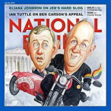 National Review, July 20, 2015 (       UNABRIDGED) by National Review Narrated by Mark Ashby