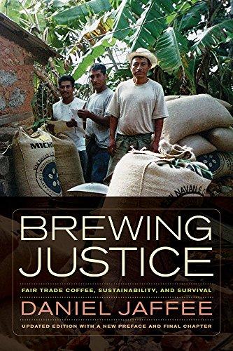 酿造的法官: 公平贸易咖啡、 可持续性和生存
