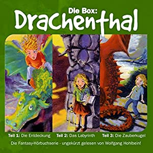 Drachenthal. Die Box Audiobook