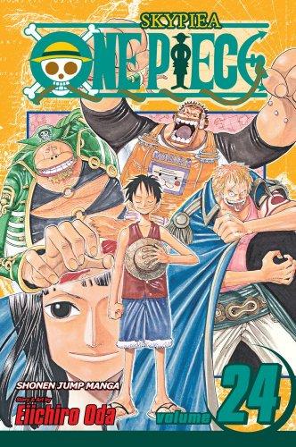 ONE PIECE ワンピース コミック24巻 (英語版)