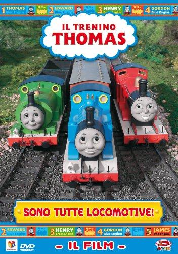 Il trenino thomas the movie sono tutte locomotive