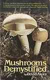 Mushrooms Demystified (0898150094) by David Arora