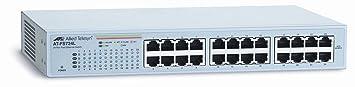 Allied Telesis AT FS724L Commutateur 24 Ports