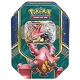 Pokemon TCG: Fall Battle Heart Tin Volcanion EX