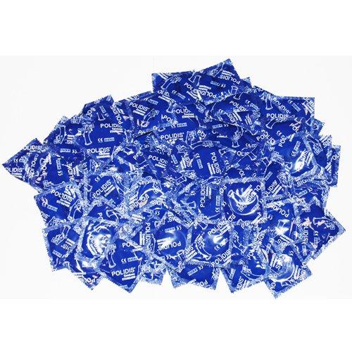 100 POLIDIS gefühlsechte Profi Kondome