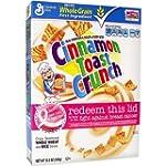 Cinnamon Toast Crunch 12.2 OZ (345g) Box