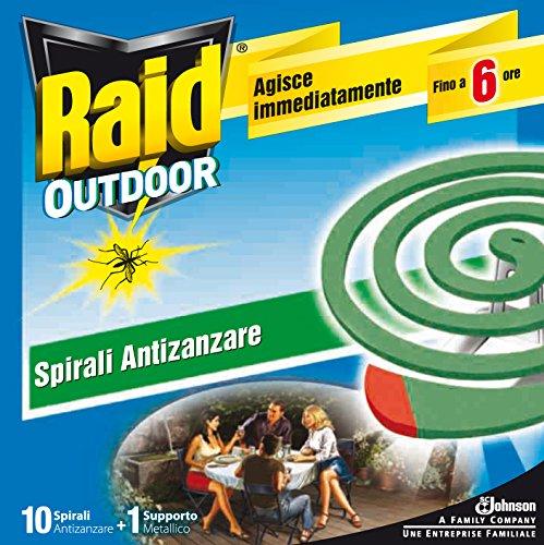 RAID ZAMPIRONE ANTINSETTI PZ.10 Confezione da 24PZ