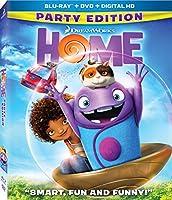 Home [Blu-ray + DVD + Digital HD] by Dreamworks Animated
