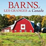 Barns of Canada 2015 Square 12X12
