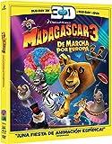 Madagascar 3 (Combo DVD + Blu-ray + Blu-ray 3D) [Blu-ray]