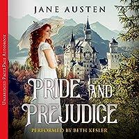 Pride and Prejudice audio book