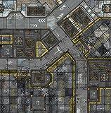 Warehouse Wargame Mat Micro Art Studio