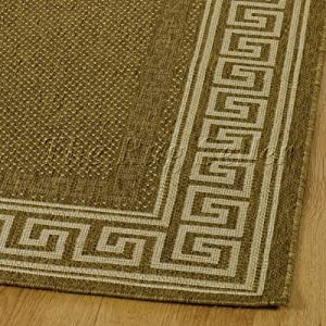 Flair Rugs Florence Lorenzo Rug, Natural, 160 x 230 Cm from Flair Rugs