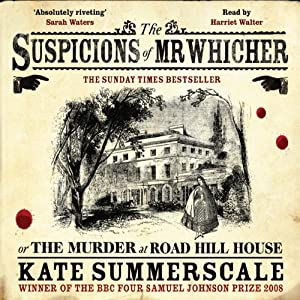 The Suspicions of Mr Whicher Audiobook