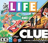 The Game Of Life + CLUE 2 Pack!