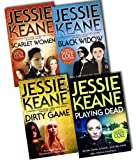Jessie Keane Jessie Keane 4 Books Collection RRP: £29.96 (Black Widow, Dirty Game, Scarlet Women, Playing Dead)