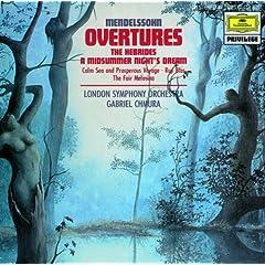 "Mendelssohn: Overture ""A Midsummer Night's Dream"", Op.21 - Overture (Allegro di molto)"