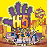Disco de Hi-5 - Hits (Anverso)