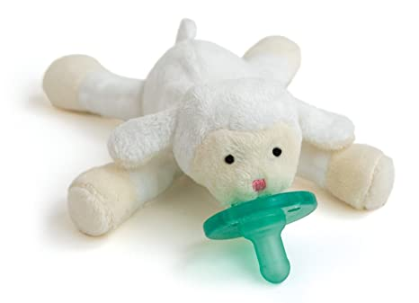Amazon.com : WubbaNub Lamb : Baby Pacifiers : Baby
