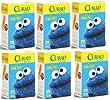 Curad Sesame Street Adhesive Bandages 20 ct (Pack of 6)