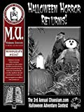 img - for Halloween Horror Returns!: Tales of Halloween Horror (M.U. Library Assn. monograph, Call of Cthulhu #0347) book / textbook / text book