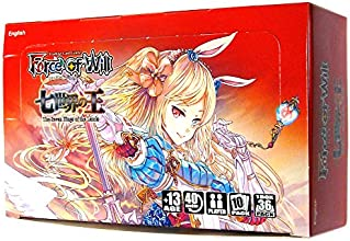 Force of Will Card Game FOW A1 Alice Cluster - The Seven Kings Of The Lands - Booster Box 36 packs 1