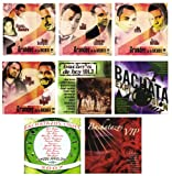 8 Different BACHATA CD's - Original Artists