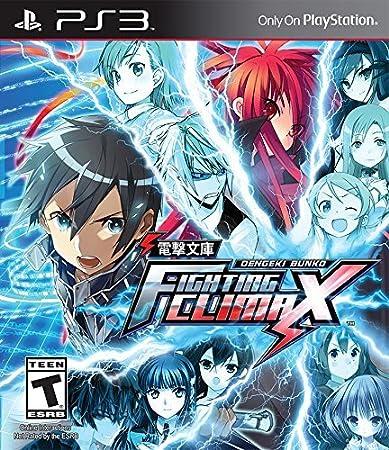 Dengeki Bunko: Fighting Climax - PlayStation 3 Standard Edition