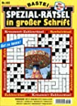 Spezial Rtsel in groer Schrift [Jah...