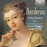 Boccherini, Luigi : Quintettes À Cordes Op.29 - Vol.10