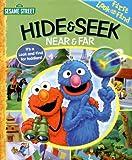 Sesame Street Hide & Seek: Near & Far (First Look and Find)