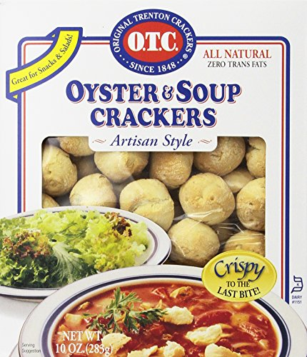 O.T.C. Oyster & Soup Crackers, 10-Ounce Boxes (Pack of 12)