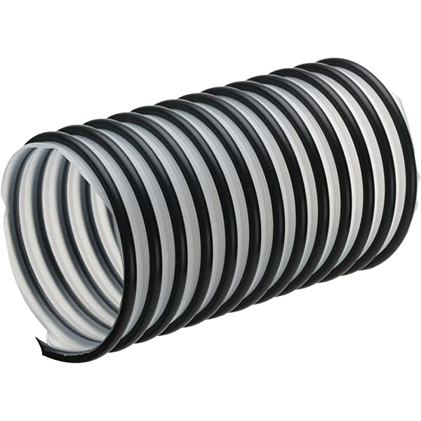 Woodstock D4584 Clear Dust Collection Hose, 5 x 6 (Tamaño: 5 x 6)