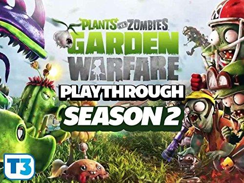 Clip: Plants Vs. Zombies Garden Warfare Playthrough - Season 2