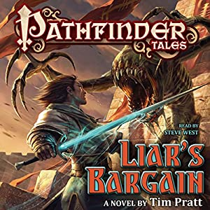 Pathfinder Tales: Liar's Bargain Audiobook