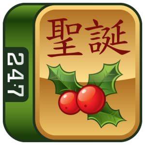 Christmas Mahjong by 24/7 Games LLC