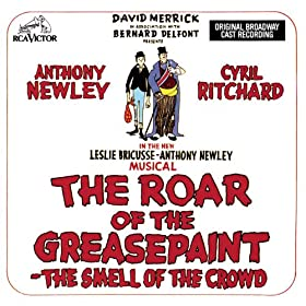 """Nothing Can Stop Me Now! (From """"The Roar of the Greasepaint - The Smell of the Crowd"""")"""