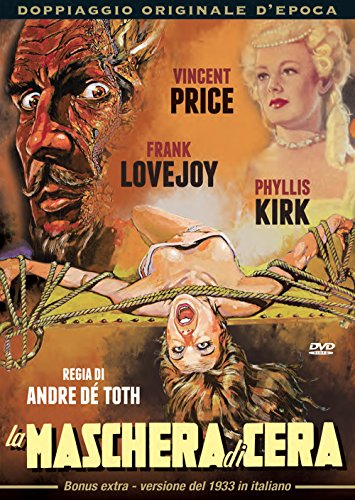 La maschera di cera [IT Import]