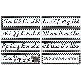 Teacher Created Resources Cursive Mini Bulletin Board, Black (4099)