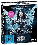 DVD Cover 'Dark World - Die Legende der Hexenkönigin (2 Discs) [3D Blu-ray + 2D Version]