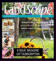 Landscape Magazine - Magazine Gift Subscription