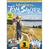 Adventures of Tom Sawyer [DVD] [2012] [Region 1] [US Import] [NTSC]