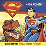 img - for Superman Robo Monster book / textbook / text book