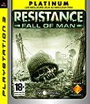 Resistance : Fall of Man - platinum