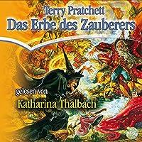 Das Erbe des Zauberers: Ein Scheibenwelt-Roman Hörbuch von Terry Pratchett Gesprochen von: Katharina Thalbach
