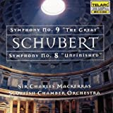 Schubert:  Symphonies Nos. 8 & No. 9