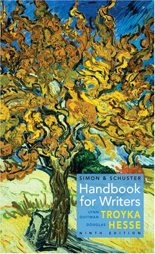Simon & Schuster Handbook for Writers (9th Edition)